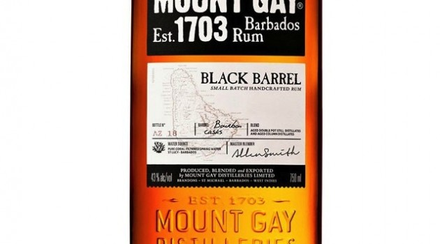 Review: Mount Gay Black Barrel Rum