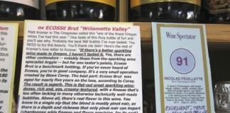 Wine Ratings Are Bullshit