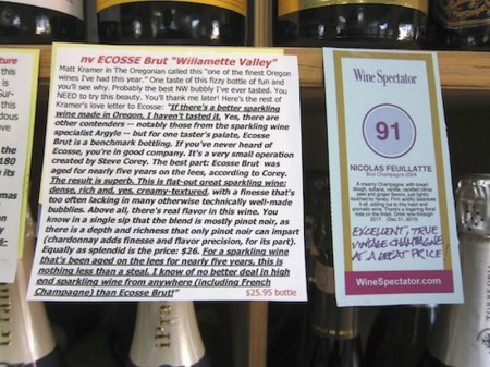Wine Ratings Are Bullshit