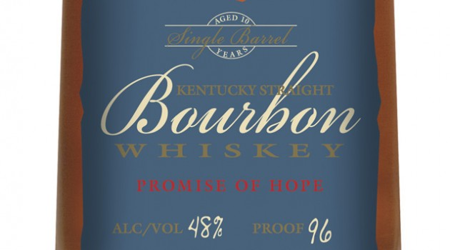Parker's Heritage Collection Promise of Hope Bourbon