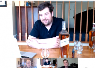 Johnnie Walker Platinum Label Virtual Tasting