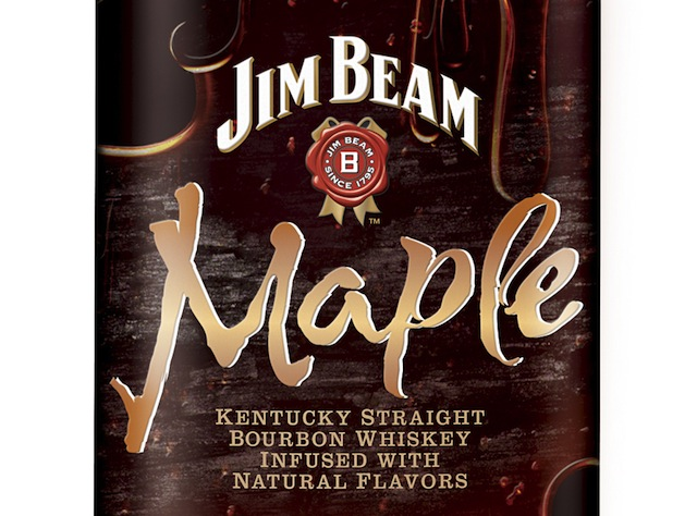 Review Jim Beam Maple Drink Spirits