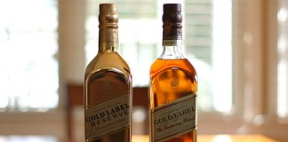 Johnnie Walker Gold v. Gold