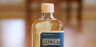 R. Franklin's Original Recipe Malort