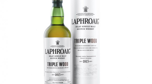 Review: Laphroaig Triple Wood Single Malt Whisky