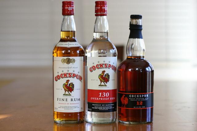 Cockspur Rum