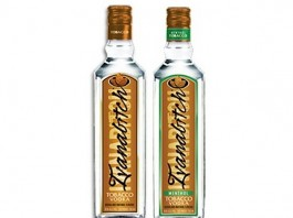 Ivanabitch Tobacco Flavored Vodka