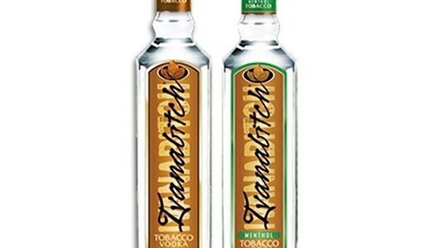 Ivanabitch Tobacco Flavored Vodka