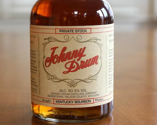 Johnny Drum Private Stock Bourbon