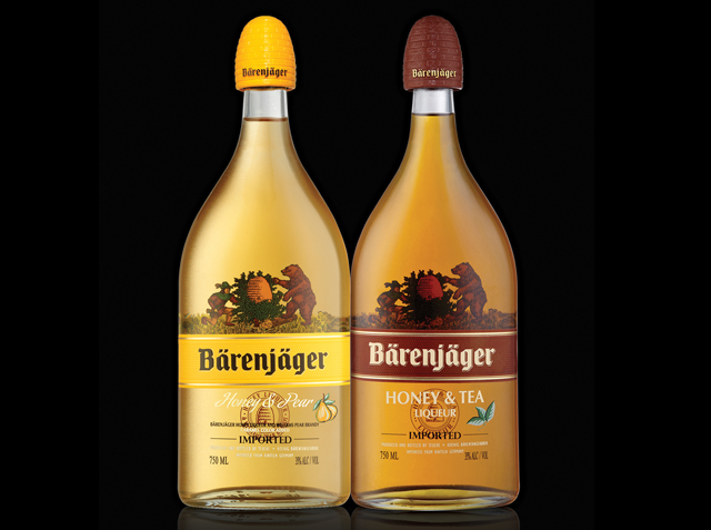 Barenjager Honey & Tea and Honey & Pear