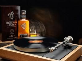 Highland Park Linn 40 Year Old Whisky