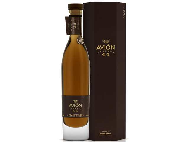 Tequila Avion Reserva 44 Extra Anejo Tequila