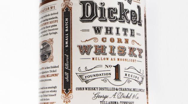 George Dickel White Corn Whiskey