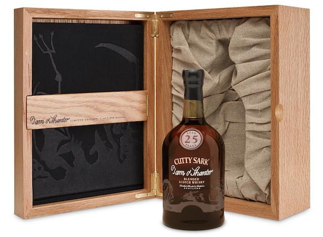 Cutty Sark Tam o'Shanter Blended Whisky