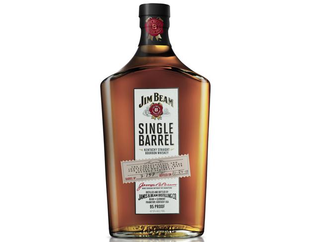 Jim Beam Single Barrel Bourbon