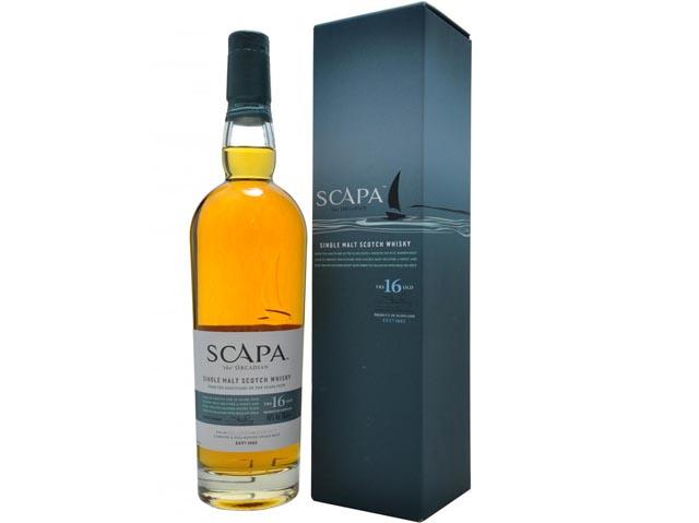 Scapa 16 Year Old Single Malt Scotch Whisky