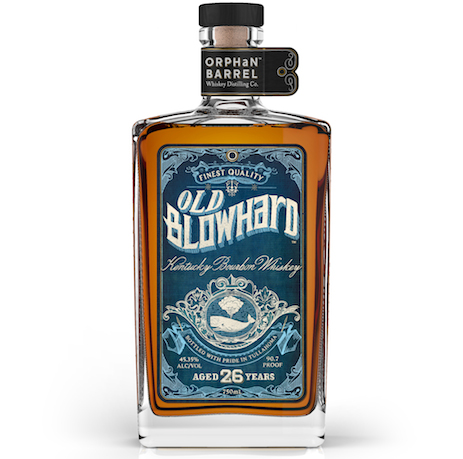 Orphan Barrel Old Blowhard 26 Year Old Bourbon
