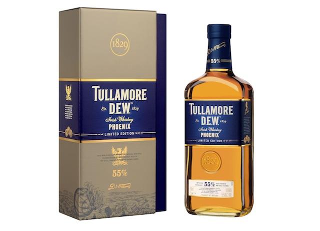 Tullamore DEW Phoenix Limited Edition Irish Whiskey