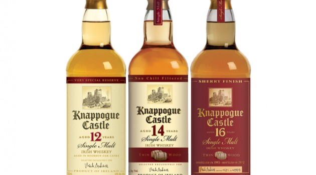Knappogue Castle Single Malt Irish Whiskey