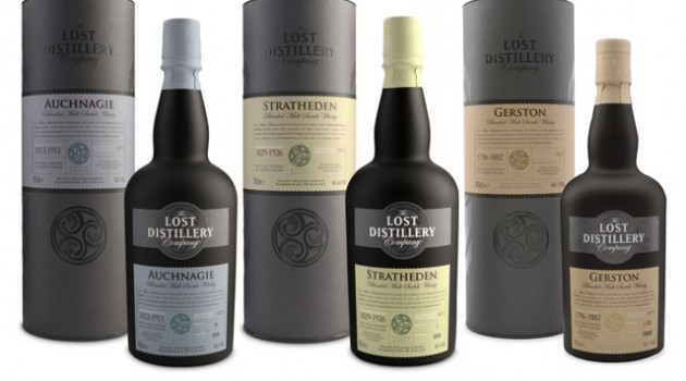 The Lost Distillery Blended Whisky