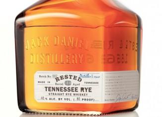 Jack Daniel's Rested Rye Whiskey