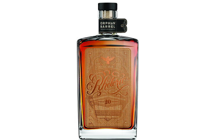 Orphan Barrel Rhetoric 20 Year Old Whiskey