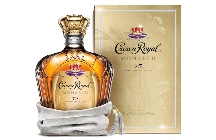 Crown Royal Monarch 75th Anniversary Blend