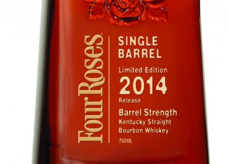 Four Roses 2014 Limited Edition Single Barrel Whiskey