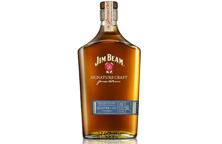 Jim Beam Signature Craft Quarter Cask Whiskey