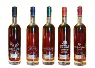 Buffalo Trace Antique Collection Whiskeys