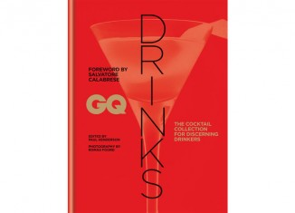 GQ Drinks Cocktail Book