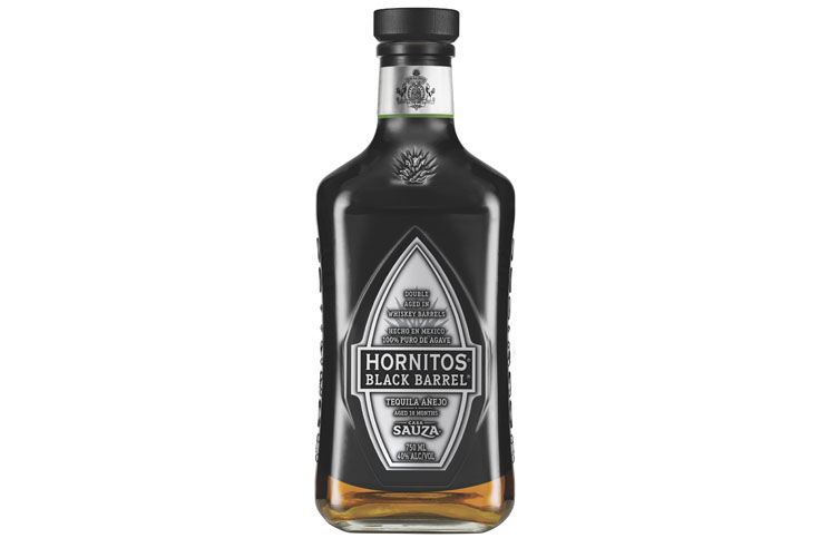 Hornitos Black Barrel Anejo Tequila