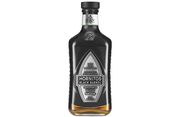 Hornitos Black Barrel Anejo Tequila