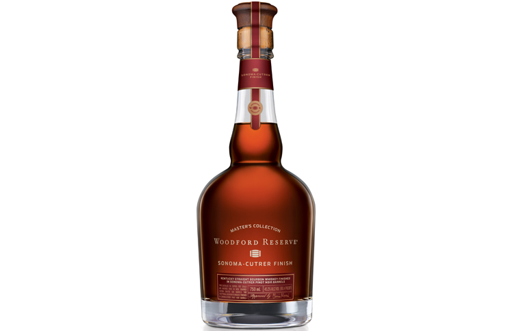 Woodford Reserve Sonoma-Cutrer Pinot Noir Finish