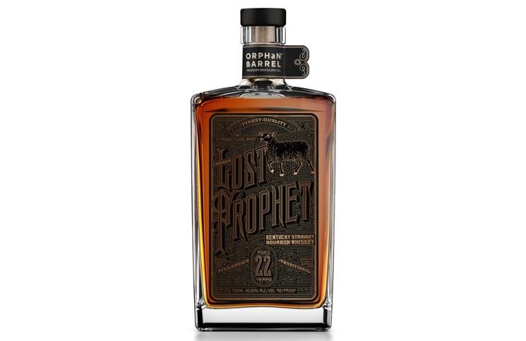 Orphan Barrel Lost Prophet Whiskey