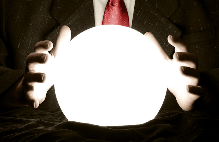 Looking Into Our Crystal Ball