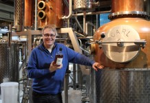 Tom Burkleaux - Head Distiller