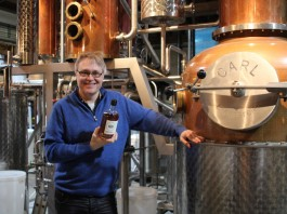 Tom Burkleaux - Head Distiller