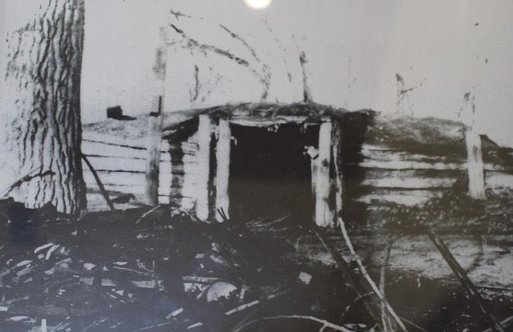 The Original Dirt Dugout