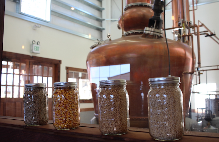 The Grain is the Star at Frey Ranch