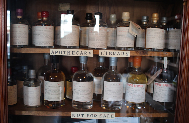 House Spirits Apothecary Collection