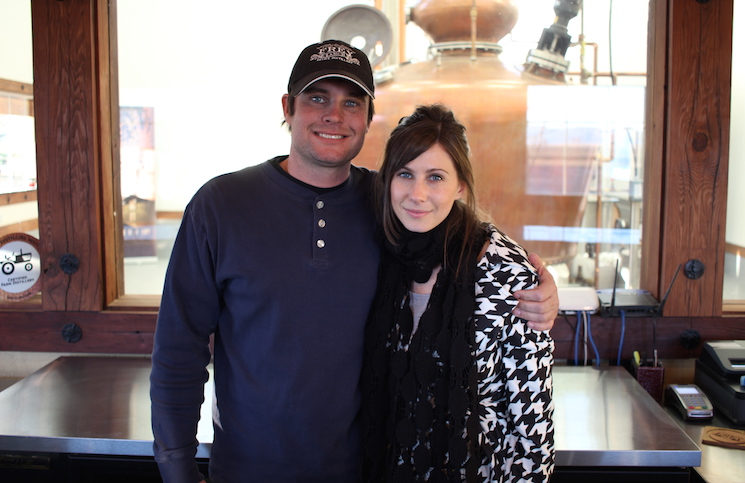 Colby and Ashley Frey