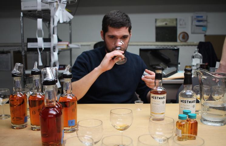 Andrew Tice - Head Distiller House Spirits