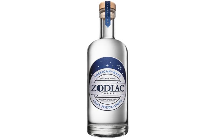 Zodiac Potato Vodka