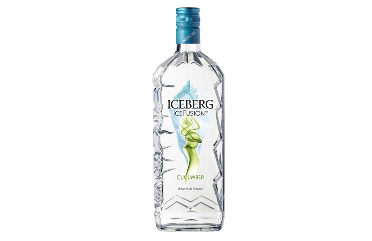 Iceberg Icefusion Cucumber Vodka
