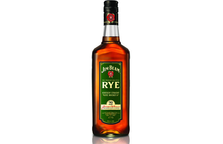 Jim Beam Pre-Prohibition Rye