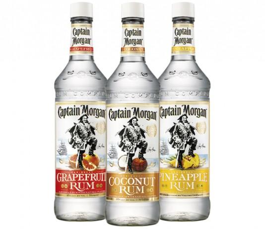 Captain Morgan Flavored Rum