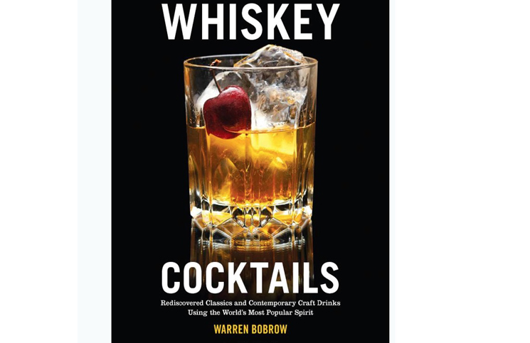 Book review whiskey cocktails drink spirits for Good whiskey drinks for summer