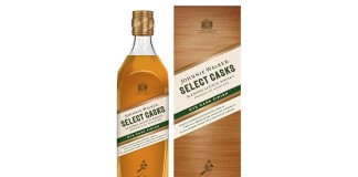 Johnnie Walker Select Casks - Rye Cask Finish
