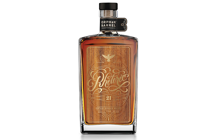 Orphan Barrel Rhetoric 21 Year Old Kentucky Straight Bourbon Whiskey